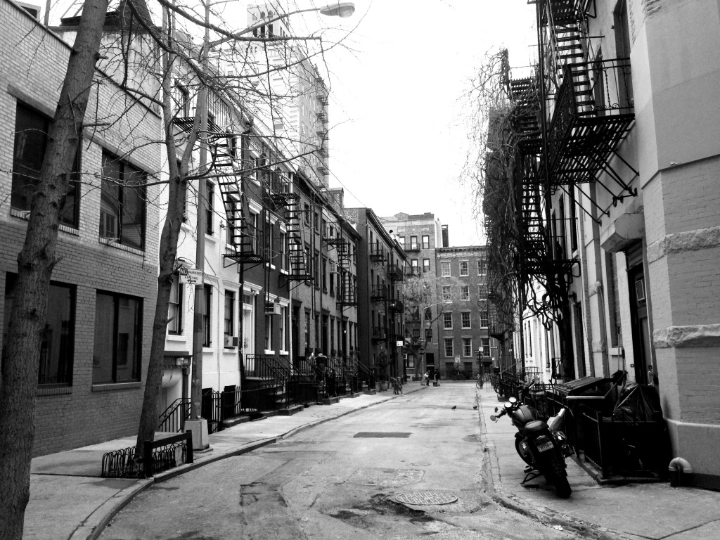 bw greenwich village