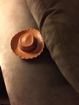 Woody's hat