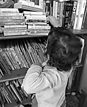 bw beej choosing books